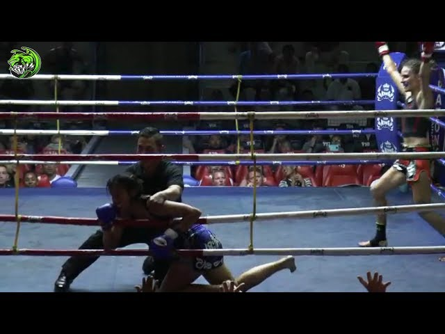 Valentine Emerald Muay Thai Gym vs Chokpeemai K