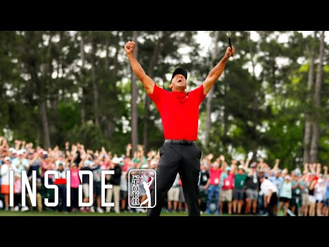 Tiger Woods is Chasing 82