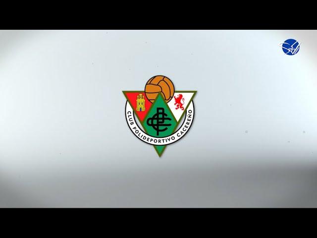 Ruedas de prensa: CP Cacereño - CD Diocesano (3ª División Gr.XIV 20/21)