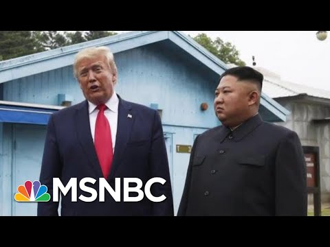 What Happened To North Korea's 'Christmas Gift'? | MSNBC