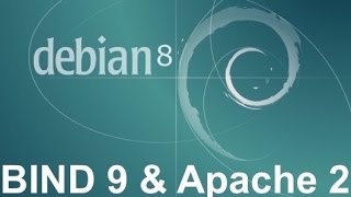 HOW TO SETUP DNS AND WEB SERVER - Debian 8