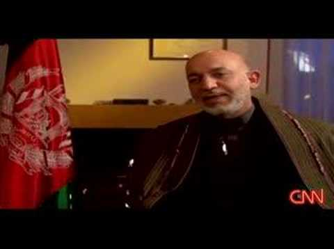 Karzai: Are You An American Puppet?