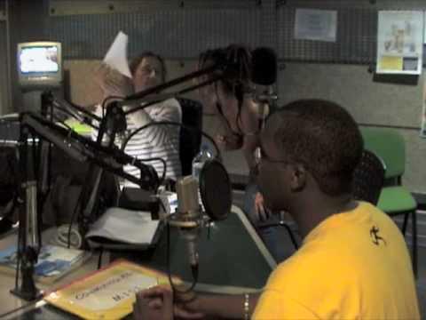 Radio Guadeloupe  Hall 2 Halls (Freddy EUSTACHE)