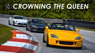 S2000 vs Toyota 86 BRZ vs Miata ND2 | Who Will Lose?