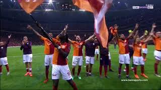 Galatasaray galibiyeti böyle kutladı!