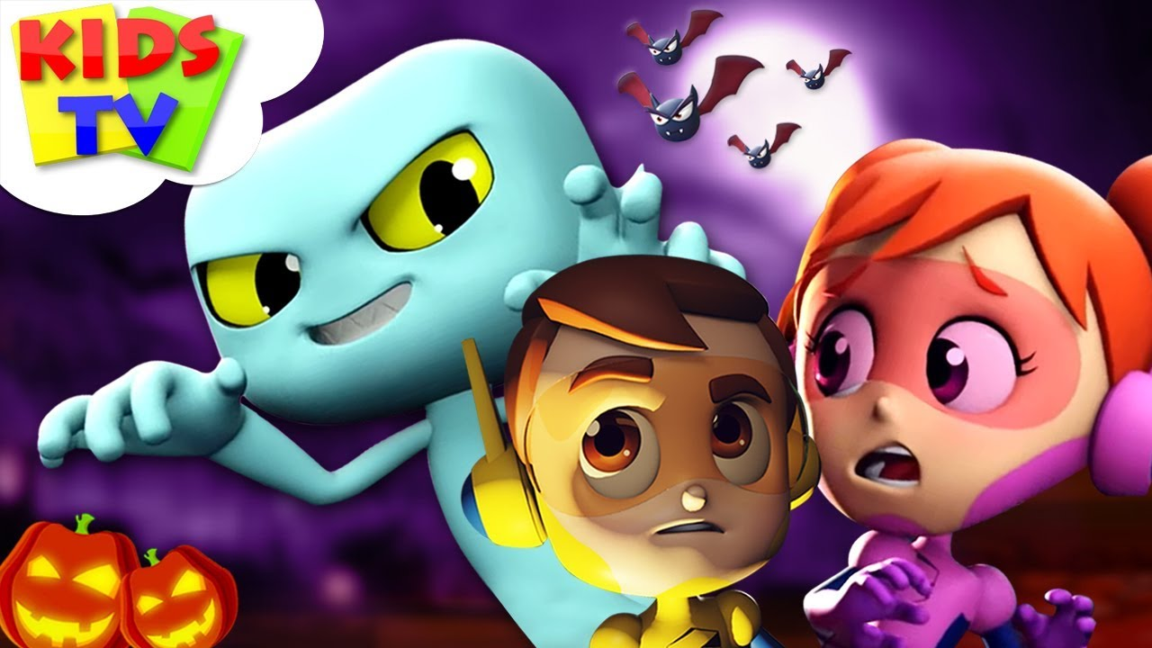Halloween Videos For Babies S1  E2 80 A2 E25