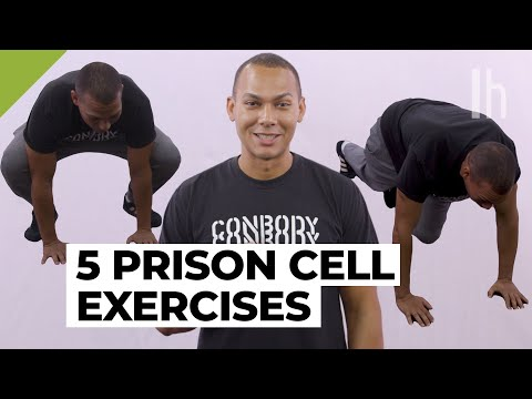 5 Prison-Style Bootcamp Exercises You Can Do at Home | Lifehacker