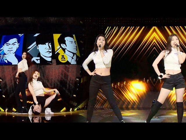 Lee Sumin & Go Ara|이수민·고아라 연습생 출신들의 무대 'Bang Bang' 《KPOP STAR 6》 K팝스타6 EP16