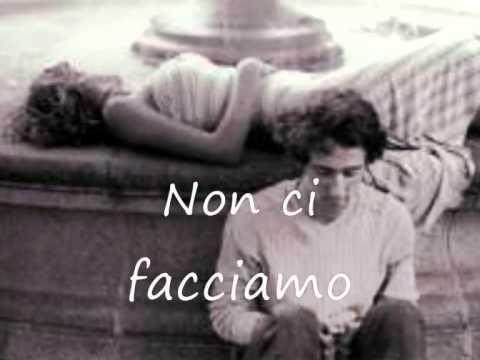 Noi non ci facciamo compagnia - Biagio Antonacci