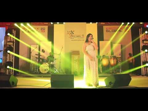 razzmatazz rockstar @ Yashita Sharma LIVE   EEMAX GLOBAL 2016, Mumbai
