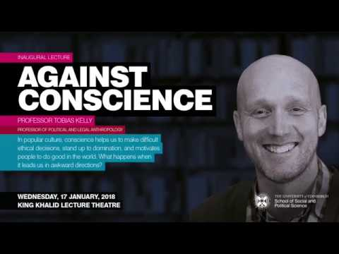 Tobias Kelly - Against Conscience