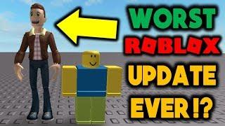 Schlechtestes Roblox Update ever Is Here 😥 (Anthro veröffentlicht)