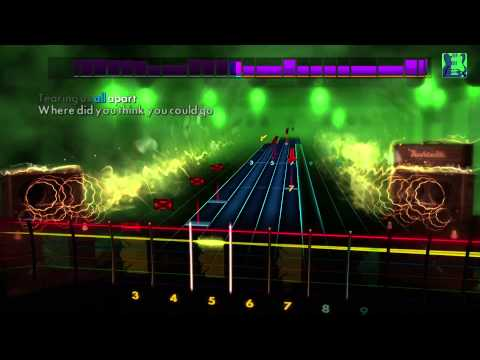 Rocksmith 2014 Edition - Shinedown Songs DLC Pack Preview [EN]