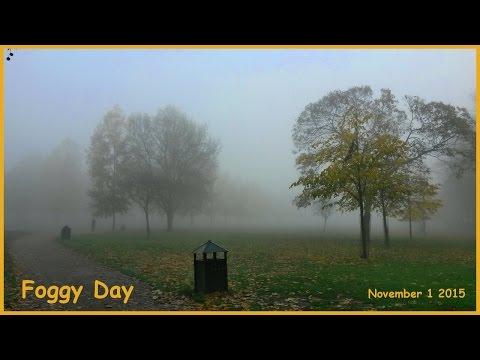 LONDON - Foggy Day