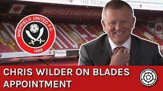 Chris Wilder on Blades appointment