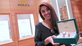 BUYING MY MUM A ROLEX !!!