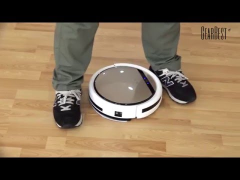 Buy Ilife V5s Robotic Vacuum Cleaner On Gearbest Com Youtube