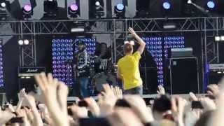 ST - Вечно молодой hip-hop mayday 2014