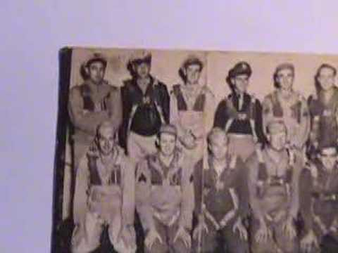 "B-29 Bomber ""The Lady Be Good"" , crew #76"