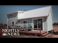 For This Texas Town, Tiny Houses May Signal a Return to Relevance   NBC Nightly News
