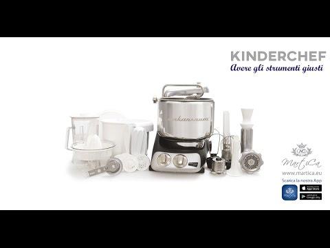 Kinderchef il robot da cucina