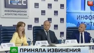 Эраст Матаев принес публичные извинения за нападение (Антон Цветков, «ЧП», НТВ)