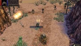 Dungeon Siege Legends Of Aranna Gameplay Solo Part 20 - Dragon's Rathe - Castle Outskirts