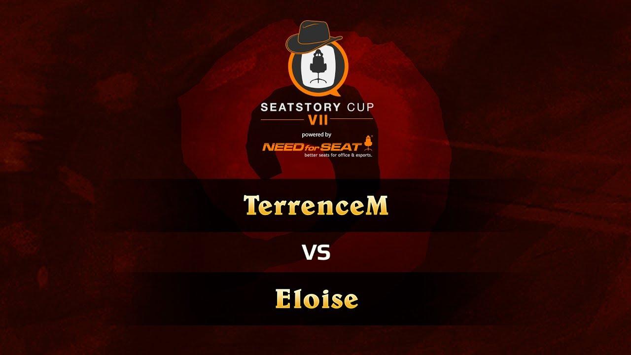 Eloise vs TerrenceM, SeatStoryCup 7 Group Stage