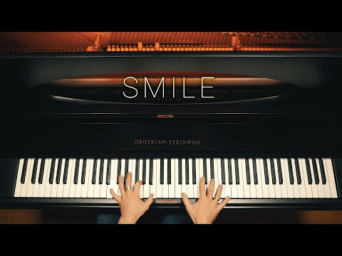 Smile (Charlie Chaplin)   Piano Cover By Claudio Lanz