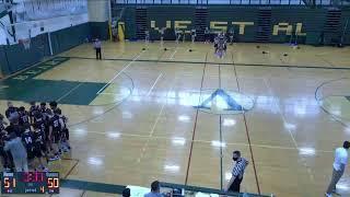 Vestal High School vs. Union E…