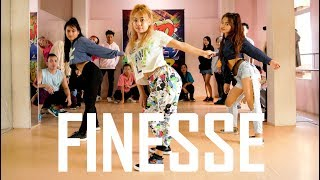 Bruno Mars - Finesse ft. Cardi B || Alan Rinawma Dance Choreography