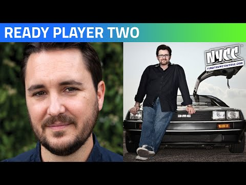 Ready Player Two   A conversation with Ernest Cline and Wil Wheaton