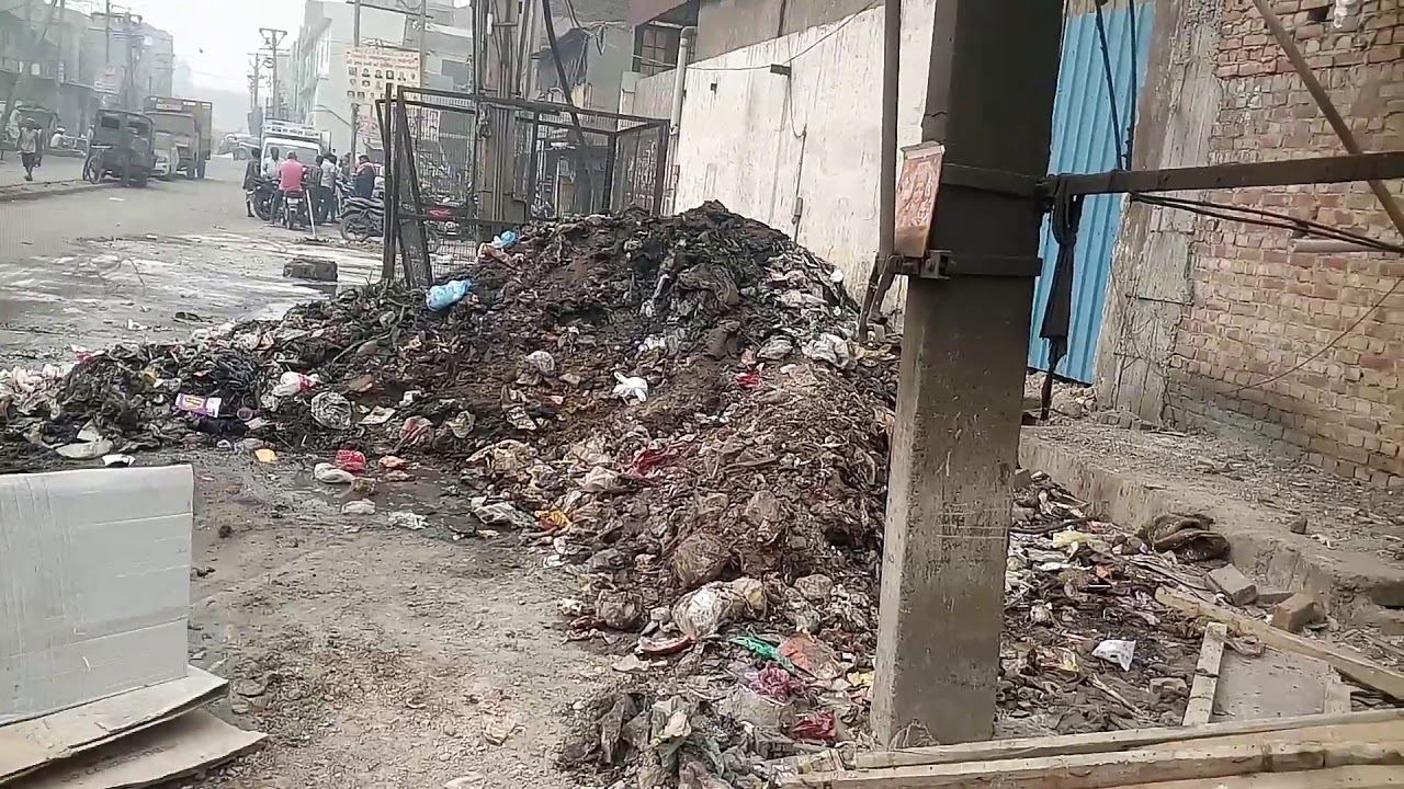 Shri ram chowk wazirpur industrial area delhi