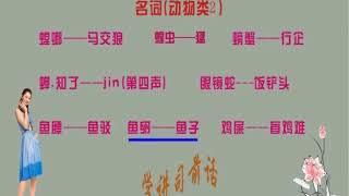 學講四邑新會司前話【普通話對照】 Mp3