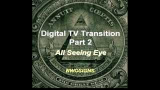 Digital TV Transition (Patent) - TV Screen is the Camera Part 2