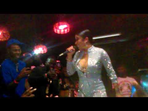 Keyshia Cole - Last Night - LIVE @ Dixie Roadhouse 04/01/18