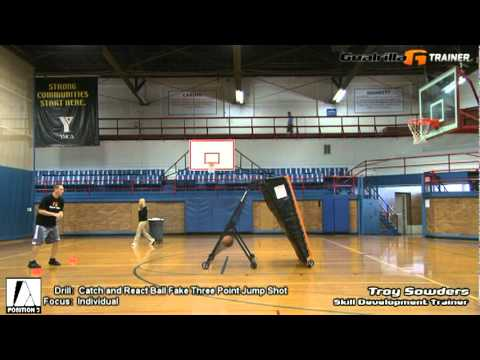catch-and-react-ball-fake-three-point-jump-shot-(individual):-goalrilla-g-trainer-basketball-drill