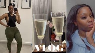 Vlog 5: Wedding Shopping, Holiday Prep, Photoshoot  Lalaraeee