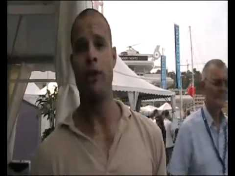 Yachting Pages Testimonial From M/Y Siren During Monaco Yacht Show 2009
