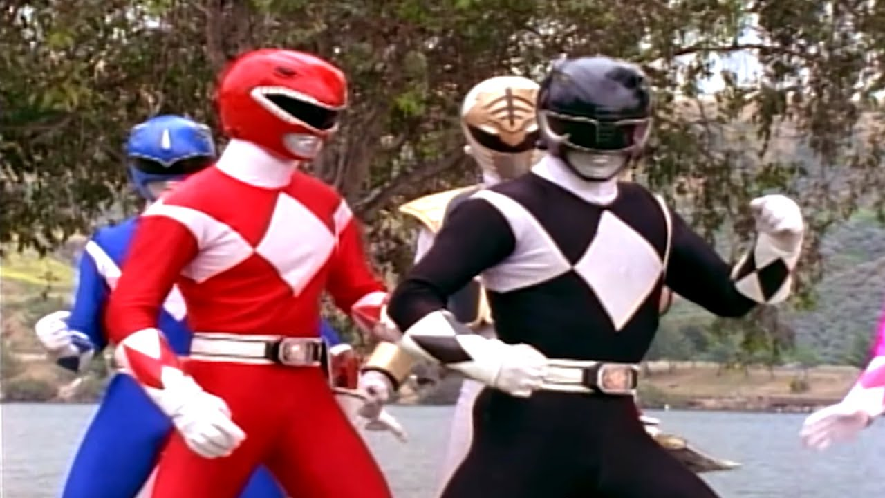 Download Passing the Lantern | Mighty Morphin | Full Episode | S03 | E09 | Power Rangers Official