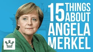 15 Things You Didn't Know About Angela Merkel