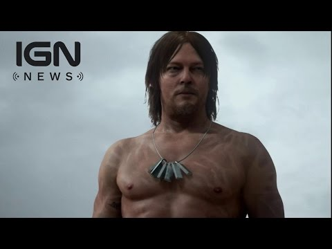 Death Stranding Will Be Open World, Have Co-op - IGN News