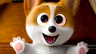 THE QUEEN'S CORGI Trailer (Animation, 2018)