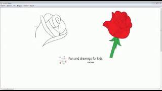 Song Spanish Rose - How To Draw A Rose