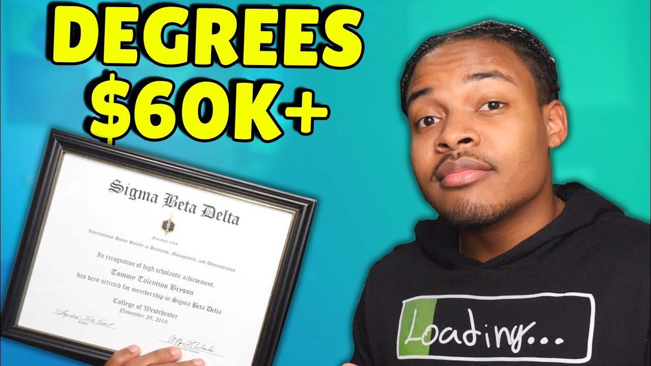 Top 5 College Degrees That Are Actually Worth It
