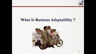 BUSINESS ADAPTABILITY & FLEXIBILITY SKILLS - 2014