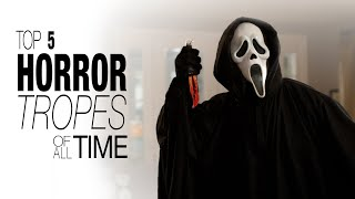 Creepy Scary Horror Movie Tropes