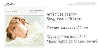 Gambar cover Taemin Japanese Album - Flame Of Love (Audio)