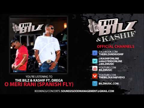 The Bilz & Kashif ft. Drega - O Meri Rani (Official Song)