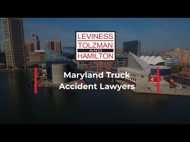 Maryland Truck Accident Lawyers